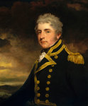 Captain Henry Blackwood (1770-1832) by Samuel Drummond - print