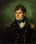 Captain George Miller Bligh (circa 1780-1834) by Claude Arnulphy - print