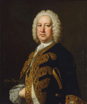 Admiral John Byng (1704-1757) by Jesse Dale Cast - print