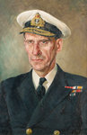 Rear-Admiral Sir Kenneth Alexander Ingleby-Mackenzie (1892-1961) by George Dance - print