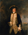 Commodore The Honourable Augustus Keppel (1725-1786) by John Francis Rigaud - print