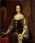 Mary II (1662-1694) by Godfrey Kneller - print