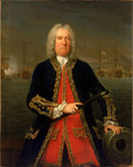 Admiral Thomas Mathews (1676-1751)