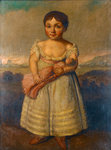 Horatia Nelson (1801-1881) by Samuel Drummond - print