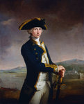 Captain Horatio Nelson (1758-1805) by George Lucy Good - print
