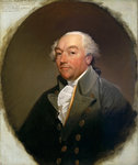 Captain William Locker (1731-1800) by Thomas Hudson - print