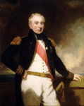 Admiral Sir Robert Stopford (1768-1847) Fine Art Print by George Gower