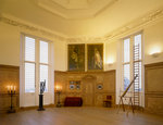 Octagon Room, Flamsteed House at Royal Observatory, Greenwich by Richard Sibley - print