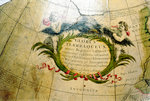 Cartouche in north-west America by Richard Glynne - print
