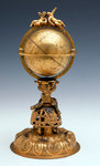 Sphere and stand by Isaac Habrecht II - print