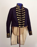 Honourable East India Company uniform: pattern 1830 by unknown - print