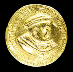 Medal commemorating the supremacy of the church, 1545; obverse