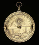 Astrolabe: mounted reverse by unknown - print