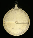 Astrolabe: mounted obverse by unknown - print