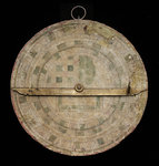 Astrolabe: mounted reverse by Nicolas Bion - print