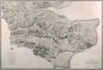 Ordnance Survey map of Kent by Antonio Millo - print