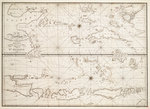 A new chart of the Eastern Straits to China by Henry Wise - print
