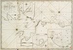 Navigation through the Straits of Sunda to Batavia by British Admiralty - print
