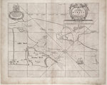 Map of Bombay and Sallset by Samuel Thornton, Hydrographer to the East India Company, first published circa 1685 by British Admiralty - print