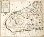 A new & exact map of the island of Barbados in America according to survey made in the years 1717 to 1721 by William Mayo. by British Admiralty - print