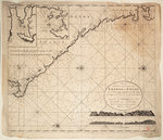 Chart of Gulf of Guinea, Africa by British Admiralty - print