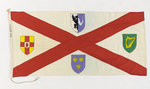 House flag, Irish Shipping Ltd by unknown - print