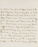 Letter from Nelson to Emma Hamilton, March 1805 by Louis Decres - print