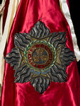 Robe of Order of the Bath - emblem by unknown - print