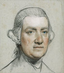 Nevil Maskelyne (1732 -1811) by William Hogarth - print