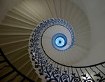 Tulip Stair in Queen's House, Greenwich