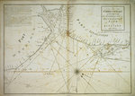 A correct chart of the east coast, from Hasbrough or Haisbrough Sand to Kingston upon Hull by Edward Augustus Inglefield - print