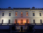 Night-time view of Queen's House, Greenwich by National Maritime Museum Photo Studio - print