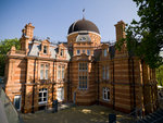 Exterior of the astronomy centre of the Royal Observatory, Greenwich