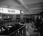 First Class Music and Recreation Room on the 'Highland Loch' (1911) by unknown - print