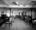 Second Class Music Room on the 'Orama' (1911) by unknown - print