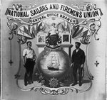 National Amalgamated Sailor's and Fireman's Union of Great Britain and Ireland by Edward Sylvester - print
