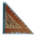 Chinese junk flag by unknown - print