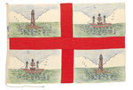 Flag, Irish Lights Commissioners by unknown - print