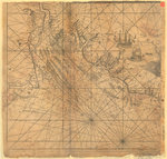 England East Coast from Thames Estuary to the Wash by unknown - print