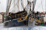 Refurbished clipper 'Cutty Sark' (1869), re-opened 25 April 2012 by National Maritime Museum Photo Studio - print