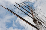 Refurbished clipper 'Cutty Sark' (1869), re-opened 25 April 2012 by unknown - print
