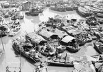 Chinese Samapan, Shanghai, China by Marine Photo Service - print