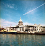 Dublin Customs House, Ireland by Marine Photo Service - print