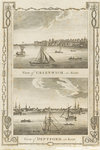 View of Greenwich, in Kent by Richard Fozard - print
