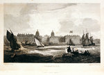 Greenwich [Greenwich Hospital] by William Havell - print