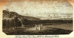 A View from One-Tree Hill in Greenwich Park by William Havell - print