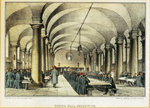 Dining Hall, Greenwich by Peter Roberson - print