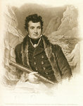 Captain W.E. Parry R.N. by Edward Augustus Inglefield - print