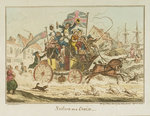 Sailors on a Cruise by George Cruikshank - print