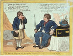 The Brave Tars of the Victory, and the Remains of the Lamented Nelson by S.W. Fores - print